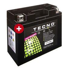 Motorrad TECNO Gel Batterie YT12B-4 für Ducati Supersport 750, Supersport 800