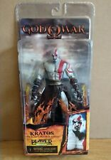 God Of War Kratos With Flaming Blades Of Athena - *New Original Packaging*