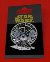 Disney Enamel Pin Badge on Backing Card Stitch Character Lucasfilm Star Wars