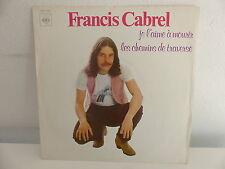 FRANCIS CABREL Je l aime a mourir 7381