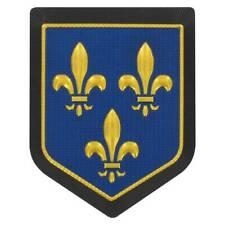 Ecusson G.N. Région Ile de France Couleur Plastifié
