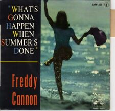 """FREDDY CANNON BROADWAY FRENCH ORIG EP 45 PS 7"""""""