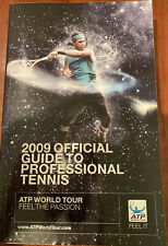 2009 Official Guide To Professional Tennis