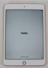 """NEAR MINT iPad Mini 5th Gen. GOLD 7.9"""" 256GB WiFi NEWEST MODEL + WARRANTY!"""
