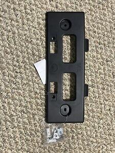 13 OEM Infiniti JX35 14 15 16 QX60 Front Licence Plate Bracket 96210 3JA0A Trim