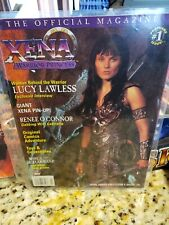 Xena Warrior Princess Magazine  #1  Topps Premiere Issue