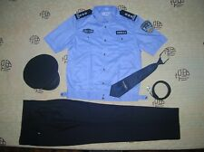 Obsolete 99's series China Police Supervisor,Class I,Short-sleeved Uniform,Set,A