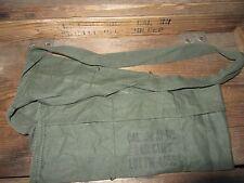 100%Orig Post WWII WW2 M1 Garand 6 Pocket Bandoleer Pouch For Repack Kit OD7