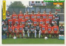 107 TEAM SQUAD FC.TWENTE NETHERLANDS VOETBAL CARD 94 PANINI