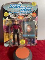 Star Trek The Next Generation  Q  action figure 1993 Playmates Toys Vintage
