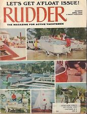 Rudder April 1966 Skippers Toolchest w/ML 042117nonDBE