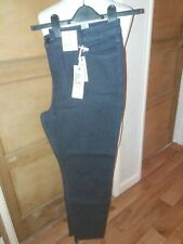 Mid rise slim fit M&S jeans with stretch size 18 Short leg BNWT