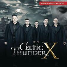 CELTIC THUNDER X 2 CD NEW