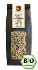 Bio Rohkaffee - Grüner Kaffee Brasil Santos (grüne Kaffeebohnen 500g)