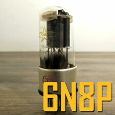 Shuguang China 6N8P 6SN7 6H8C Valve Vacuum Tube Pair 2PCS For Tube Amplifier NL