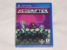 NEW Xeodrifter PSVITA Game SEALED Playstation PS Vita zeodrifter US NTSC