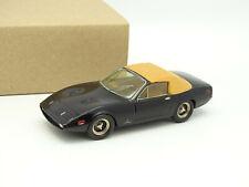 MOG Modèles Kit Monté Résine 1/43 - Ferrari 365 GTC 4 Cabriolet Noire