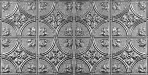 10 (2x4) Tin Ceiling Sheets Panels Victorian Design 80 Square Feet #12-09