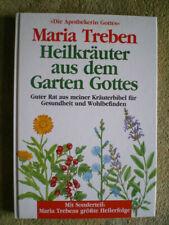 Maria Treben - Heilkräuter aus dem Garten Gottes - Sonderteil größte Heilerfolge