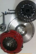 FLYWHEEL, CARBON KEVLAR CLUTCH, CSC AND BOLTS FOR AN AUDI A3 1.8T 1.8 T S3
