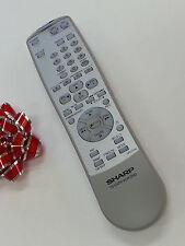NEW ! SHARP  36F830  Remote Control <FAST SHIPPING>R031