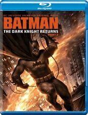 The Dark Knight Returns - Part 2 (Blu-ray, 2013)