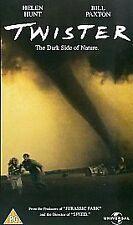 TWISTER VHS PAL BILL PAXTON,HELEN HUNT,CARY ELWES,PHILIP SEYMOUR HOFFMAN 90'S