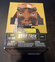 Mega Bloks Kubros Star Trek TNG Worf New Sealed The Next Generation