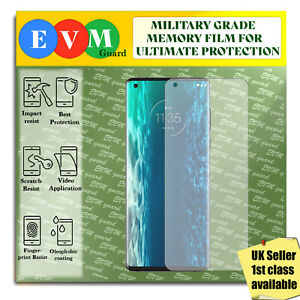 Screen Protector For Motorola Edge TPU FILM Hydrogel COVER