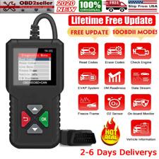 Automotive Obd2 Code Reader Car Check Engine Fault Code Diagnostic Tool Scanner