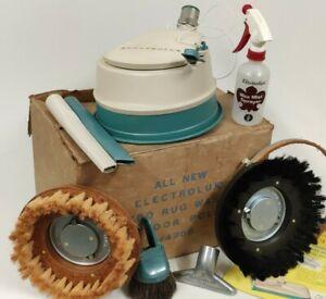 Vintage Electrolux Turbo Rug Washer And Floor Polisher  #4985