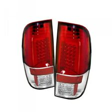 08-16 FORD SUPER DUTY SPYDER RED/CLEAR LED TAIL LIGHTS.