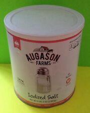 Augason Farms Iodized Salt Emergency Food Storage Survival Preppers
