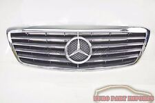 Mercedes-Benz W220 S-Class S350 S430 S55 Sport Grille from 10/02 Schatz Germany