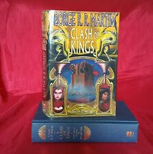 *1st Ed., 2nd Print* UK Edition  A Clash of Kings, George R.R. Martin. FINE!!!