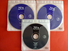 70s POP HITS Various Artists CD Discs ONLY