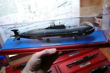 Submarine finished model of SSN Akula-II class (USSR/Russia) 1/350 scale