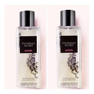 Victoria's Secret WICKED Fragrance Mist ~ 8.4 fl.oz. ( Lot of 2 )