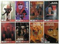 Black Widow 9 10 11 12 13 14 16 18 Run Lot of 8 Marvel Comics 2014-15 New Movie