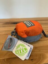 NWT Eno Doublenest LED Hammock Orange/Grey $99