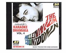 Hindi CD Bollywood Aniruddh's Karaoke Dhamaka Vol 4 The Millennium Countdown