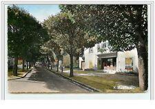 PONTHIERRY L'Avenue Beaufils et le Cinéma A.B.C. (cpsm petit format)