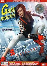 The Games Machine 2015 325 ottobre#Mirror's Edge Catalyst,Mad Max,ccc
