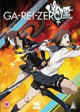 Ga Rei Zero Complete Series Collection DVD New & Sealed ANIME Ga-Rei-Zero 2 MVM