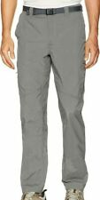 Columbia Men's Silver Ridge Stretch Big & Tall Cargo Pants, Boulder, 52x34