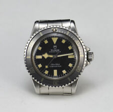 Tudor Oyster Prince Submariner Vintage Watch Snowflake 7016/0 Rolex Bracelet