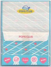 POPS CLUB 80s Kutsuwa Japan stationery letter set 12+4+2 - carta da lettere misb