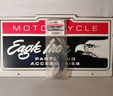 "OEM Eagle Iron chrome fender trim ""large"" 59283-85T Robison HD FL"