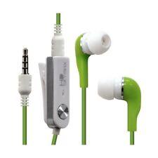 Kit piéton main libre couleur vert pour Apple : iPhone / iPhone 3G / iPhone 3GS