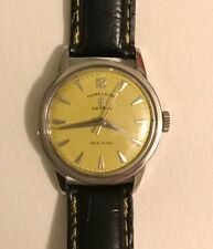 VINTAGE FAVRE LEUBA GENEVE SEA KING SWISS MEN'S WATCH